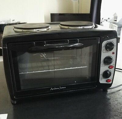 electric mini oven / hob