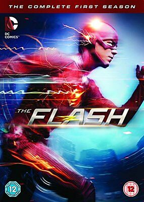 The Flash - Complete Season 1 [Dvd] New & Sealed