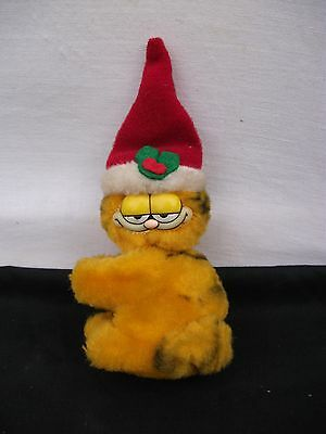 Garfield The Cat  Christmas Miniature