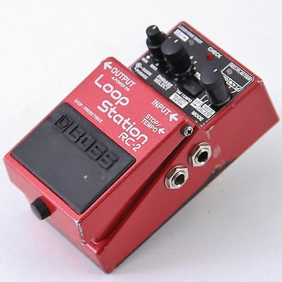 Boss RC-2 Loop Station Guitar Effects Pedal P-01018
