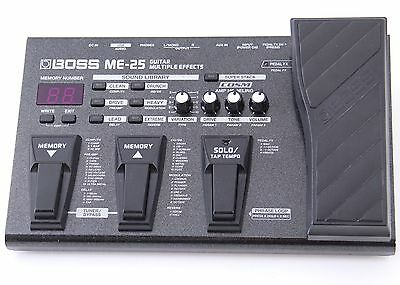 Boss ME-25 Multi-Effects Pedal P-01008