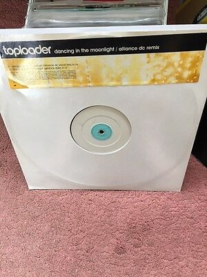 Toploader dancing in the moonlight / alliance dc remix 12""