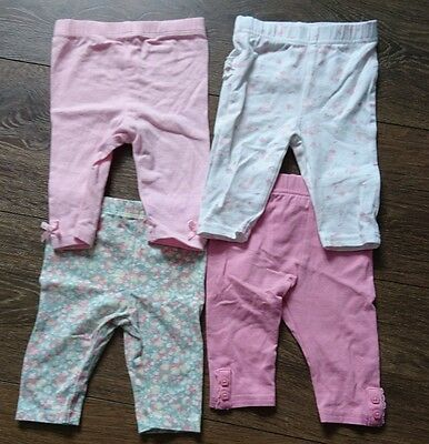 baby girl leggings 0-3 months
