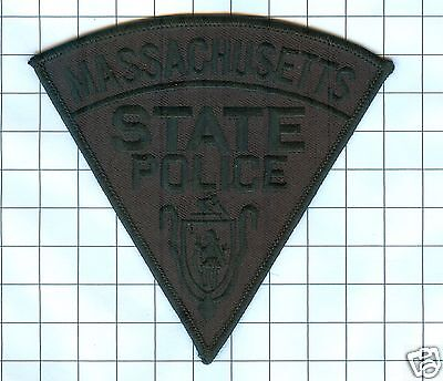 Police Patch - Massachusetts State Police