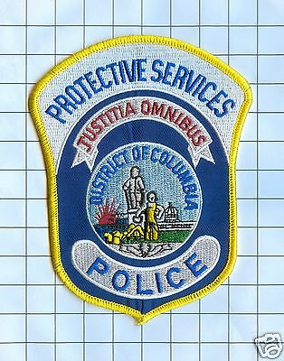 Police Patch - District of Columbia Protective Services