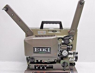 EIKI EX-3500 16mm Projector Opt Sound Xenon Light Source Warranty