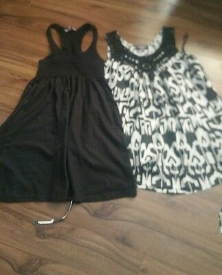 2 maternity tops size 12