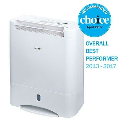 PROMO! Ionmax ION632 Desiccant Dehumidifier Nano Filter Reduce Moisture & Mould