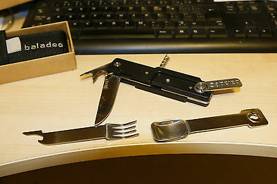 Baladeo Outdoor Cutlery Set
