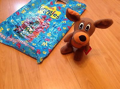 New Collectable  Rare Wag The Dog  From The Original Wiggles 2009