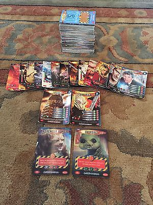 Doctor Who Battles In Time Bundle 2 Ultra Rares, 2 SR, Many Rares & Common
