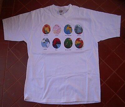 vintage PARROT new T-shirt Macaw Cockatoo Conure Electus Amazon Budgie Grey