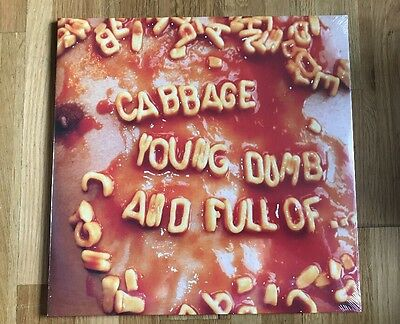 Cabbage Young Dumb And Full Of  Rsd 2017 New Sealed Record Store Day