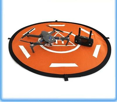 Drone RC Copters Foldable Launching/Landing Helipad (Tarmac) 80CM (31 inches)