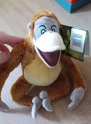 Disney Jungle Book Plush soft toy - KING LOUIE