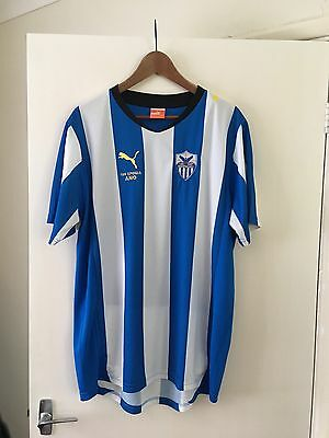 Anorthosis Famagusta Puma Centenary 2011/12 Shirt - Large Men's - New