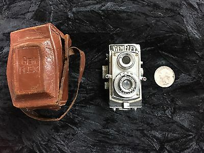 1949 Post Wwii Gemflex Subminiature Spy Camera U.s. Occupied Japan Gem Flex Rare