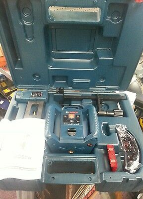Bosch Professional GRL 240 HV Self Leveling Roatary Laser With Stand
