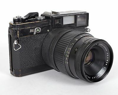 fuji G690 6X9 BLP rangefinder camera with 100mm F3.5 lens *TESTED*