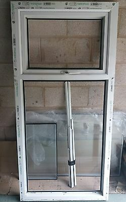 used upvc window 1755mm h x 840mm w