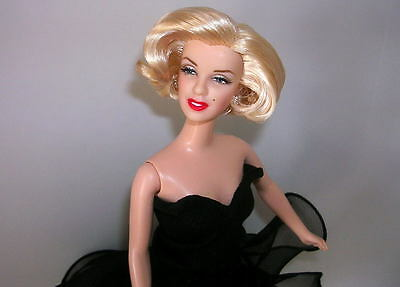 """Marilyn Monroe """"afternoon Soiree"""" Stunning Ruffled Tulle Dress Fast Shipping!"""