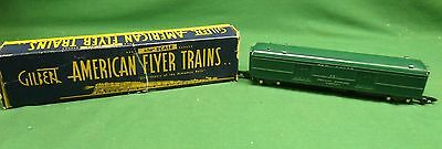 American Flyer S-Gauge 651 New Haven Baggage Car