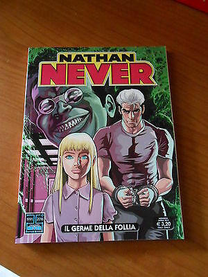 NATHAN NEVER n.311 APRILE 2017 - fumetto d'autore