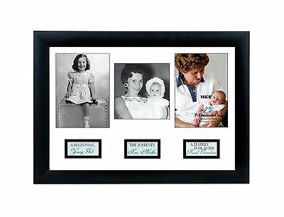 The Grandparent Gift Life Story Frame Grandma