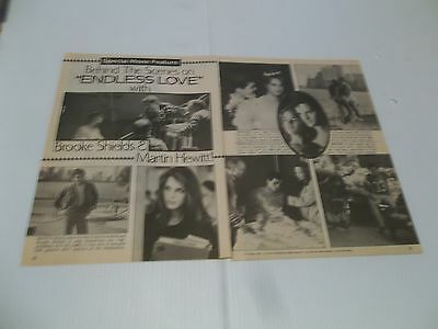 Brooke Shields endless love clipping #712