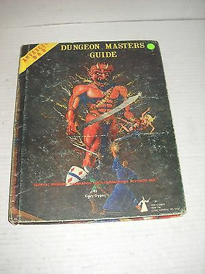 AD&D Dungeon Masters Guide 1979 1st First Print TSR 2011 VERY rare DMG