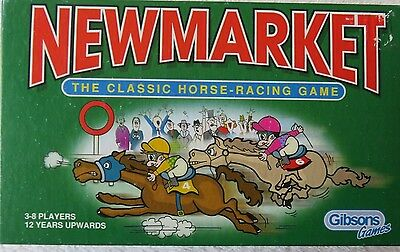 Newmarket - Classic Horse Racing Game - Great Fun