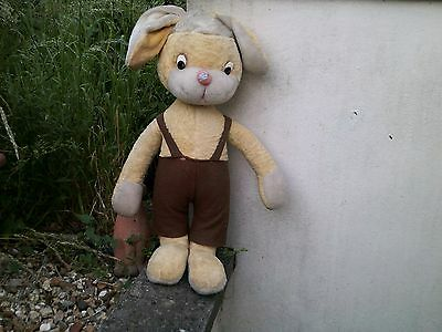 Merrythought Large Vintage1960s Bunny Rabbit