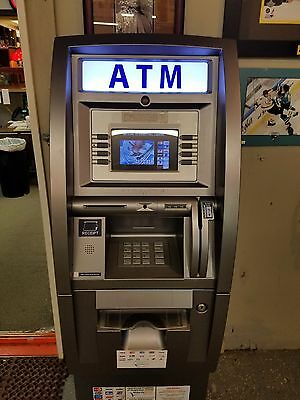 ATM machine. Make money while sitting at home! Comes with LED window sign.
