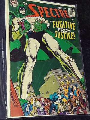 The Spectre #5 ( DC Comics, 1968 ) in FN- Condition