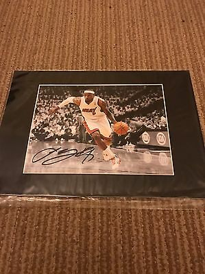 LeBron James Portrait Signed Replica - Still In Original Packaging