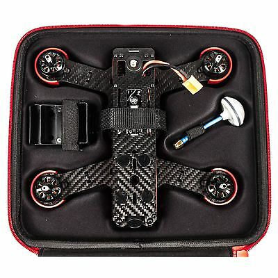 Remote Controlled Drone RC Racing Quadcopter DYS Lightning 220 PNF Carbon Fibre