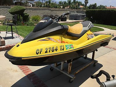 SeaDoo RXX 50 hrs on  MPEM Parting out