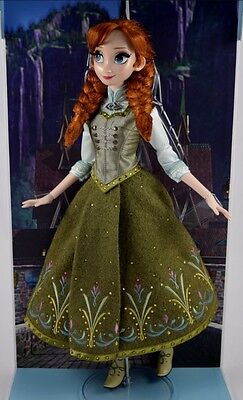 Disney Frozen Limited Edition Anna Doll 1 of 5000