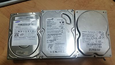 Stock Nr.10 HD 40GB Varie marche
