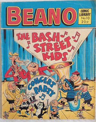 Beano Comic Library 10 The Bash Street Kids Concert Party