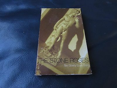 The Stone Roses - Ten Storey Love Song -  SINGLE CASSETTE TAPE