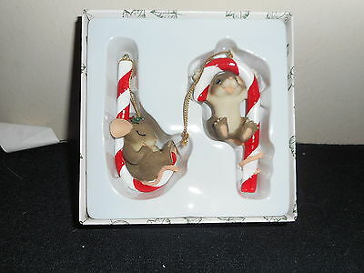 Charming Tails  Candy Cane Ornaments 86/126