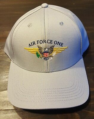 AIR FORCE ONE HAT OFFICIAL USAF PRESIDENTIAL AIRCRAFT President RONALD REAGAN
