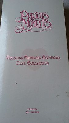 vintage precious moments collectible dolls new in plastic with box