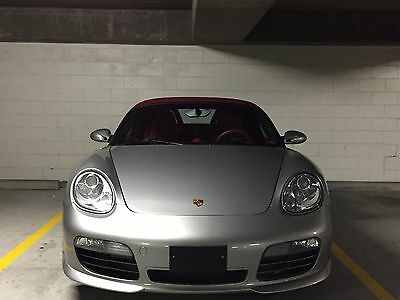 2008 Porsche Boxster RS 60 Spyder (Limited Edition) Porsche Boxster RS 60 Spyder (2008) Limited Edition