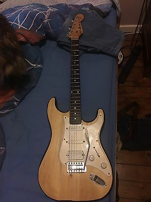 Sun Mustang Electric Guitar By Fender