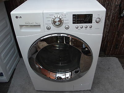 LG F1403RD 9Kg/6Kg WASHER DRYER FULLY REFURBISHED COMES WITH 3 MONTHS WARRANTY