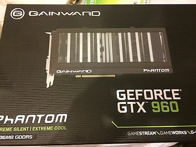 GAINWARD Phantom Geforce GTX 960 4096MB GDDR5