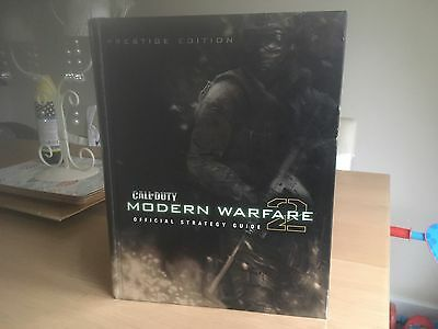 Limited Edition Call Of Duty Book