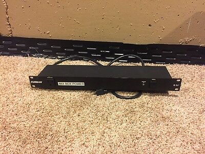 Furman M-8x2 15 Amp Rack Mount Power Conditioner